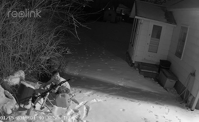 Fuel Theft Caught on Camera