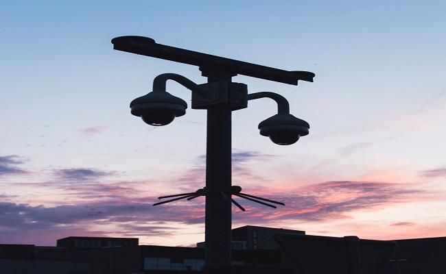 Kamera an Schulen