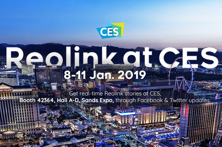 Reolink CES 2019
