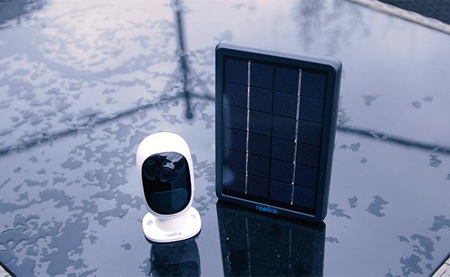 wlan solar überwachungskamera