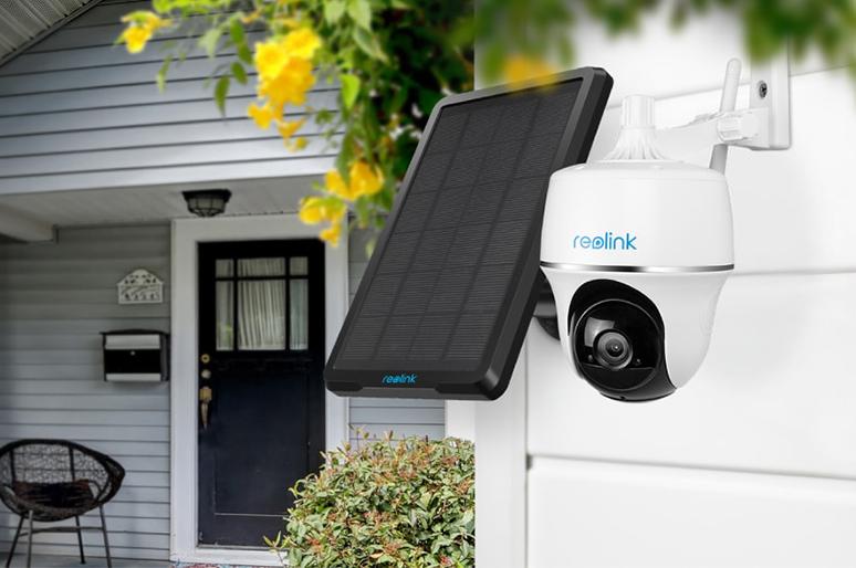 Reolink Argus PT Sicherheitskamera vorgestellt