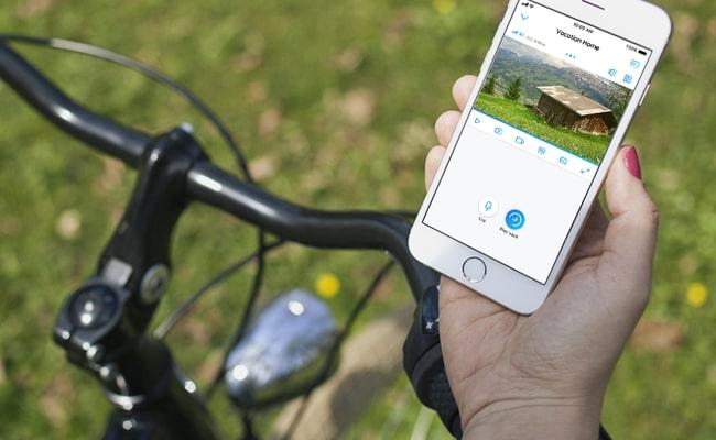 Camera IP truy cập từ xa