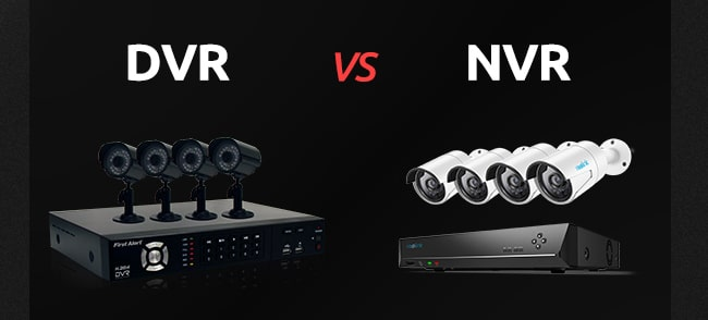 NVR vs. DVR