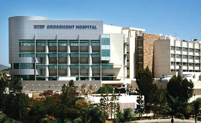 California Sharp Grossmont Hospital