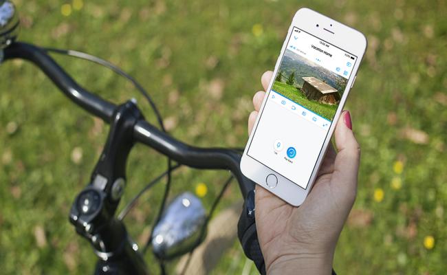 Video Playback via Smart Phone